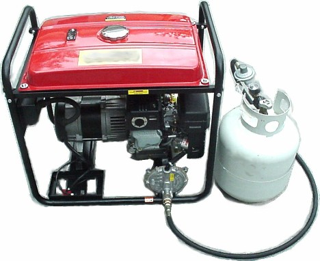 Information and guide on propane generators understading fuel requirements of propane - Diesel generators pros and cons ...